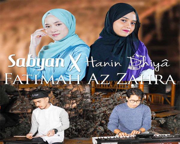 Kunci Gitar dan Lirik Lagu Sabyan X Hanin Dhiya - Fatimah ...