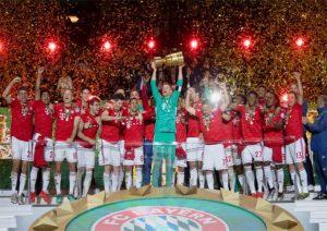 Lyon vs Bayern München, liga champion, perempat final
