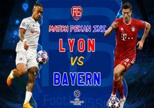 Bayern München, tiket final Liga Champions, Les Gones, Lyon, Real Madrid, perempat final, liga champion