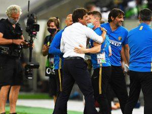 FC Shakhtar Donetsk vs Inter Milan, Liga Champions, Liga Eropa