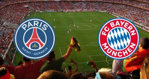psg vs buyern, liga champion
