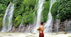 curup maung, wisata lahat, referensi wisata, tempat wisata lahat, wisata air terjun