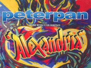 Album Alexandria, Julie Estelle, Si Kembar Marcel-Mischa, Peterpan, Chord Gitar, kunci gitar, lagu hits, Film Alexandria, Musisi Palembang