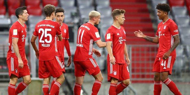 Liga Jerman, Bundesliga, Bayern Munchen, Schalke 04, Skor Pertandingan