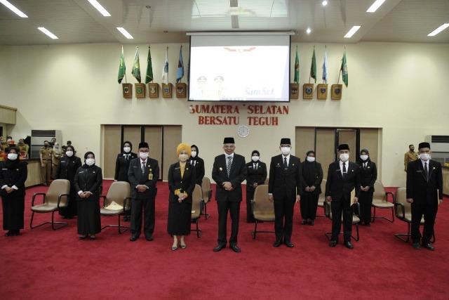 Pejabat Fungsional, kemajuan Sumsel, Pemprov Sumsel, Wakil Gubenur Sumsel