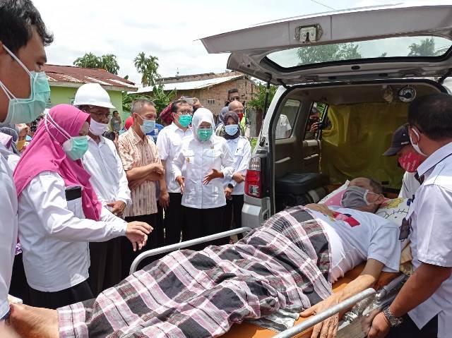 Pelayanan Berobat Gratis, pelayanan kesehatan, sakit ginjal, RSUD Bari Palembang, perawatan intensif, KIS, Tenaga Medis