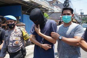 Sat Narkoba Polres Cimahi, pengguna narkotika, penjual tembakau gorila