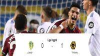 Skor Pertandingan, Leeds United, Wolverhampton, Premier League, Membobol Gawang Leeds