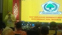 Omnibus Law, UU Cipta Kerja, Partai Indonesia, Partai Demokrasi Indonesia Perjuangan, Partai Golongan Karya