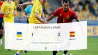 Spanyol, Ukraina, Ukraina vs Spanyol, Skor Pertandingan, Liga Eropa, UEFA Nations League