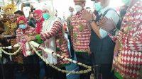 Launching Pasar laut Indonesia, UMKM, PIM Palembang, budi daya ikan, pasar ikan modern