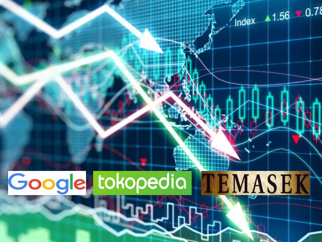 saham google, saham tokopedia, saham temasek, Microsoft berinvestasi ke Bukalapak, saham google di tokopedia