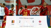 Harapan The Three Lions, Puncak Klasemen, belgia vs inggris, Skor Pertandingan, duduk di puncak