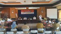 kegiatan workshop, mewujudkan birokrasi bersih, Satgas Saber Pungli, Satgas Saber Pungli Kabupaten Sumedang, Satgas Saber Pungli Provinsi Jawa Barat, sosialisasi pencegahan pungli