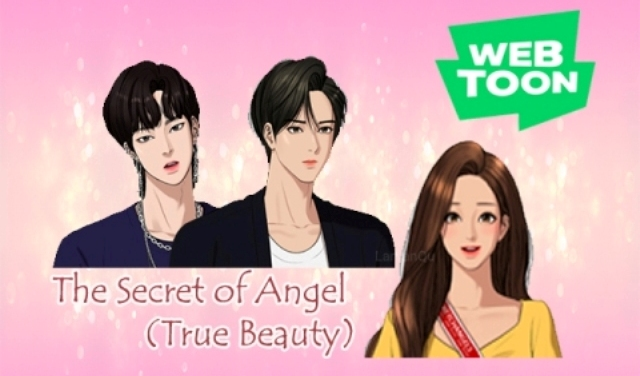 the secret of angel, serial drama the secret of angel, film adaptasi the secret of angel dari webtoon
