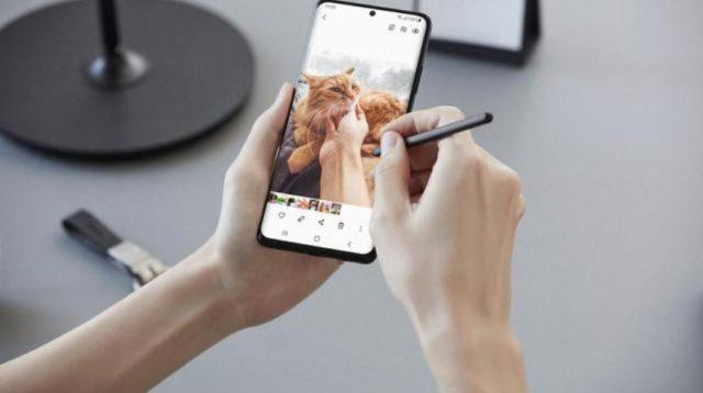 Samsung Galaxy S21,