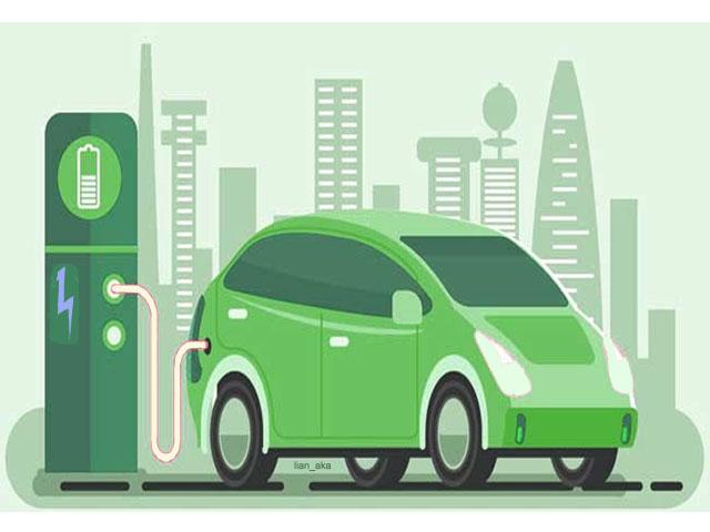 mobil listrik pintar