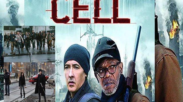 Film Horror Fiksi Ilmiah, Film Cell, Akibat Sinyal telpon