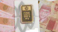 Harga Emas, emas Comex turun