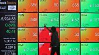 anjloknya pasar modal, ihsg mengalami penurunan