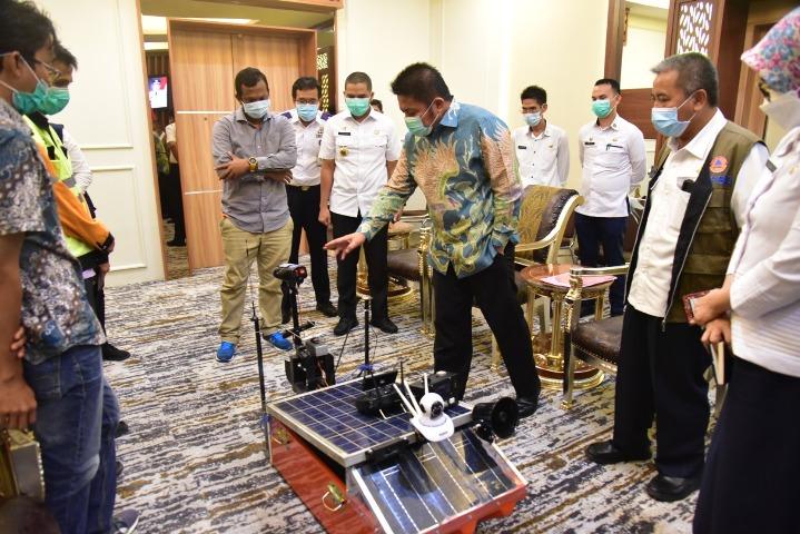 Karya Anak Bangsa, Drone Unmanned Surface Vehicle