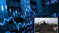 komoditas pasar saham, kenaikan harga saham, saham bumi mengalami kenaikan