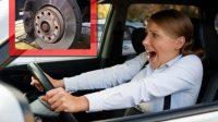 rem mobil gagal berfungsi, Penyebab Rem Mobil Blong