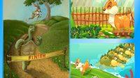 Dongeng Fabel, Dongeng Legendaris, Dongeng di Masa Kecil, cerita kelinci