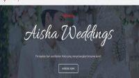 Aisha Weddings Organizer