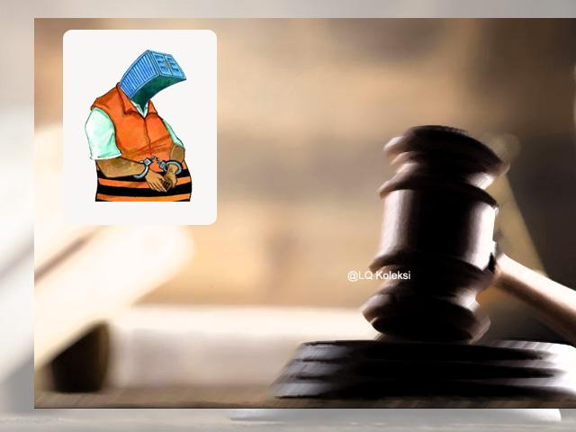Tindak Pidana Korupsi, salah satu saksi kunci, Dugaan Korupsi Lahan Kuburan, Kasus Kopursi