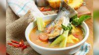 Kuliner Pindang Ikan Patin, makanan khas palembang, kuliner kota palembang, nikmatnya pindang patin