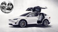 Mobil Listrik, Tesla Model X