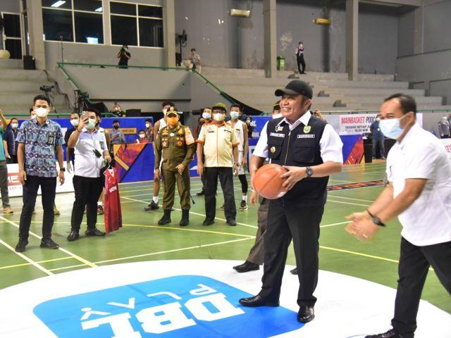 DBL South Sumatera Series 2021