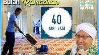 persiapan menyambut ramadhan