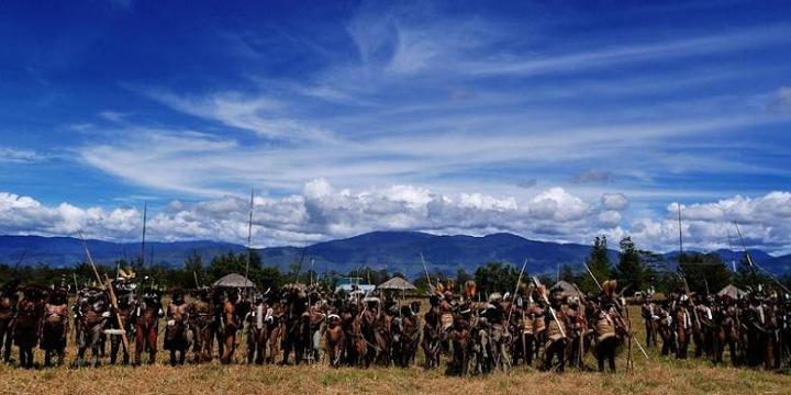 Festival Lembah Baliem, Papua