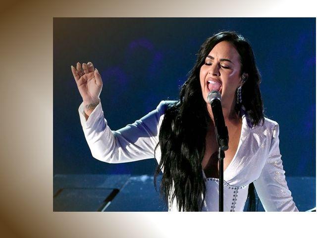 turunkan berat badan tanpa diet, menerima diri sendiri, penurunan berat badan, Penyanyi Demi Lovato