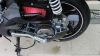 mesin motor matic cepat panas, kondisi oli mesin