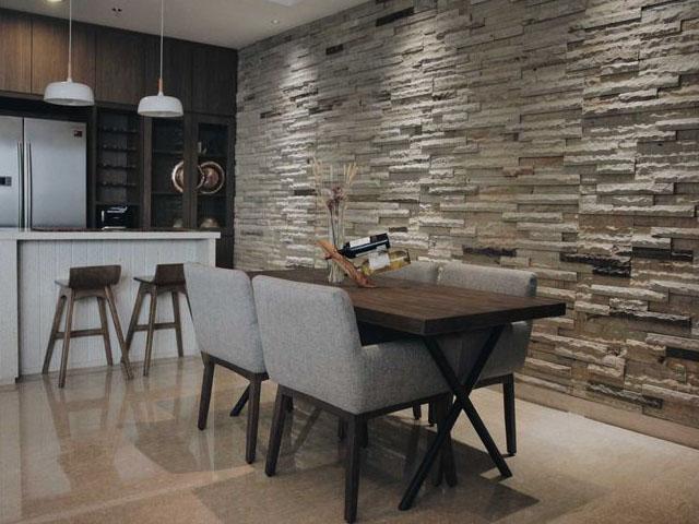 diding daput batu alam, batu alam diding dapur