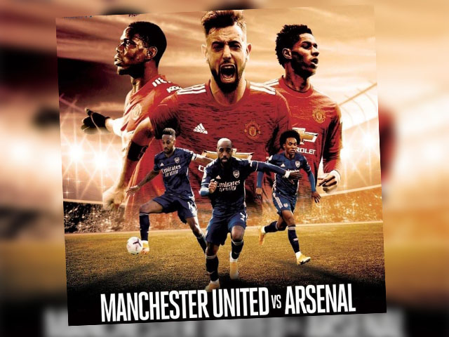 Final Manchester United vs Arsenal