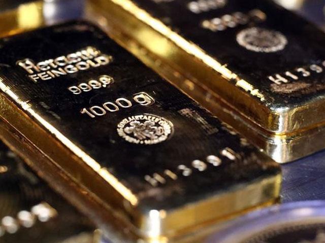 harga emas tergelincir