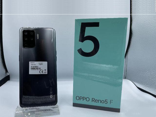 OPPO Reno5 F Buka First Sale