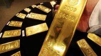 Pegadaian membanderol harga emas