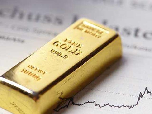 Emas 24 karat UBS, kenaikan harga emas
