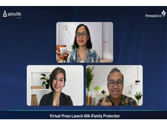 asuransi kesehatan, AVA iFamily Protection, produk asuransi, astra life, permatabank
