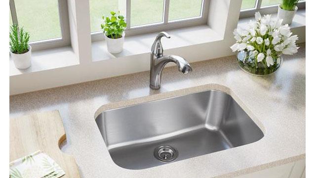 sink single bowl