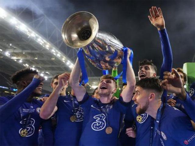 Chelsea Juara Liga Champions