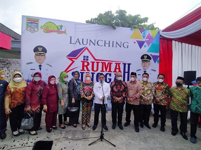 Launching Rumah Singgah