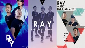 Grup band RAY Music Entertainment