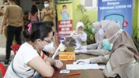 vaksinasi anggot fkub, herman deru fasilitasi vaksin