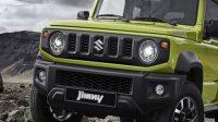 Suzuki Jimny Versi 5 Pintu